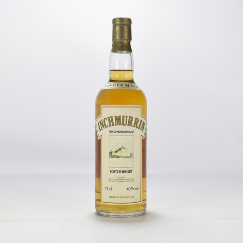 Inchmurrin Single Highland Malt S.w 75cl 43% 1980