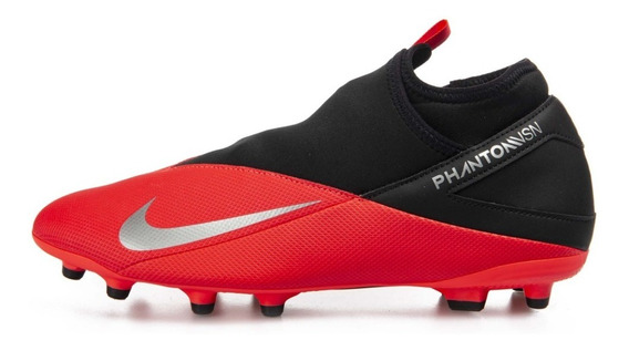 Botines Nike Phantom Vsn 2 Club Df Fg/mg Cesped Cd4159-606