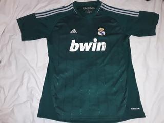 Camiseta Altervativa Ca Real Madrid Conmem2012 110 Añosxl