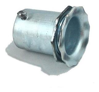 Conector De Hierro 5/8 Caño Metálico X10uni * Oferta E631 *