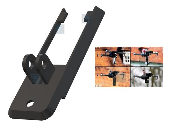Adaptador Câmera Dji Mavic Gopro Gear 360 Ricoh Theta LG 36