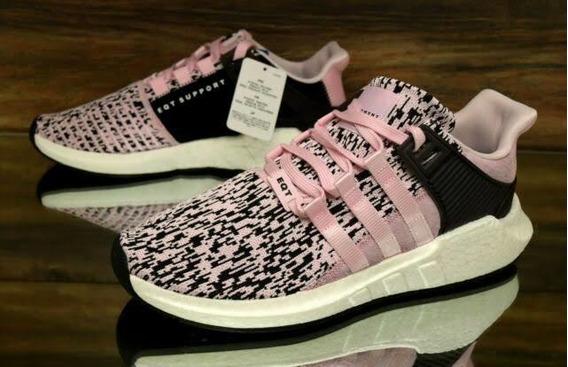 adidas Eqt Support 93/17 Pink Black