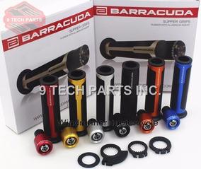Kit Manopla Barracuda+pesos Original Tenere 250 600 Xt 660