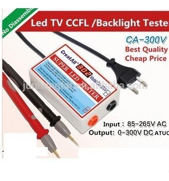 Testador De Backlight Led Para Reparação De Tv