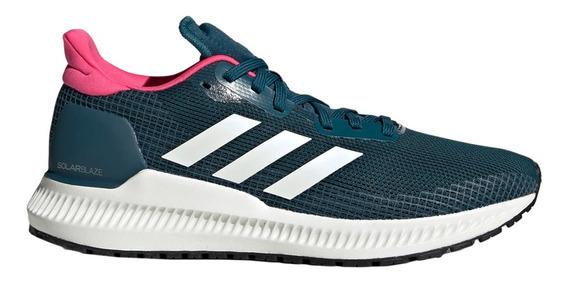 Zapatillas adidas Running Solar Blaze W Mujer Pe/fu