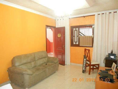 Casa A Venda No Bairro Jardim Paraíso Em Guarulhos - Sp.  - 147-1