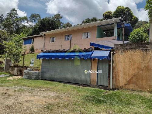 Imagem 1 de 24 de Chácara Com 3 Dorms, Vale Tranquilo, Embu-guaçu - R$ 270 Mil, Cod: 2047 - V2047