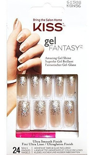 Kiss Gel Fantasy Readytowear Gel 24 Uã±as Kgn56 Madison