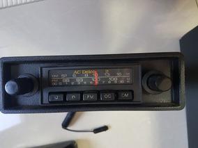 1 Som Antigo Radio Carro Raridade