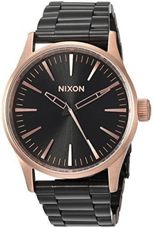 Coleccion Nixon Womens The Sentry 38 Ss X Nightshade