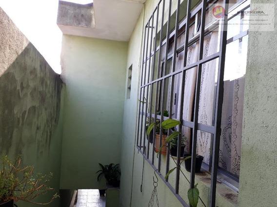 Sobrado Residencial À Venda, Jardim Paraíso, Itapecerica Da Serra. - So0106