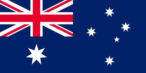 Imagen 1 de 1 de Bandera Australia  90 Cm X 150 Cm Excelente Calidad