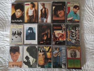 Vendo Cassettes De Varios Artistas