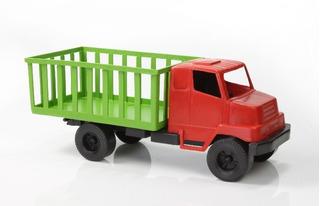 Atacado Brinquedo Barato Kit Com 50 Caminhão Plástico