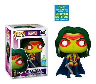 Funko Pop Marvel Gamora #441