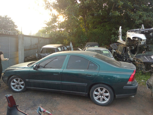 Sucata Volvo S60 2001 Bartolomeu Peças