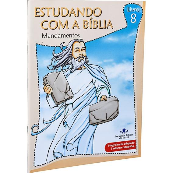 Estudando Com A Bíblia - Livro 8