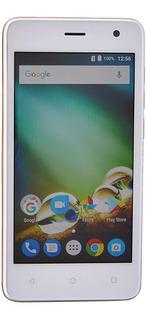 Smartphone Multilaser Ms45 4g 1gb Dourado Tela 4.5 Pol. Câme