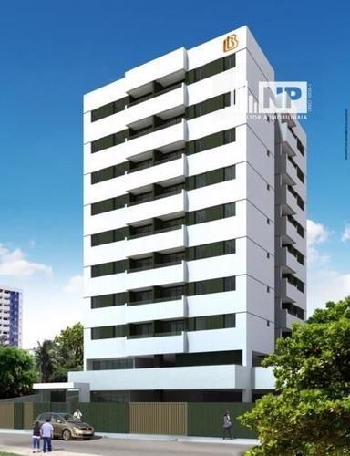 Apartamento Novo Com Dois Quartos Em Candeias Com Ótimas Condições De Pagamentos. - Bb02