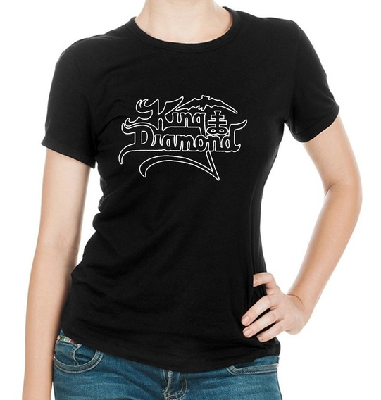 Blusas Originales De King Diamond Ropa Barata