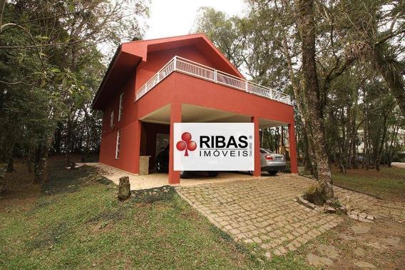 Casa Residencial Para Locação, Santa Felicidade, Curitiba - Ca0966. - Ca0966