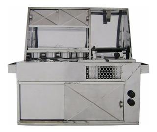 Kit Hot Dog E Lanche Para Veículos Towner E Fiorino - R2