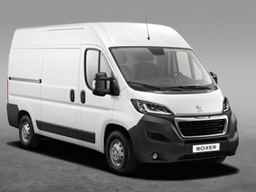 Peugeot Boxer Premium 2.2 Hdi 435 Lh 130 2019 Web Sale Only