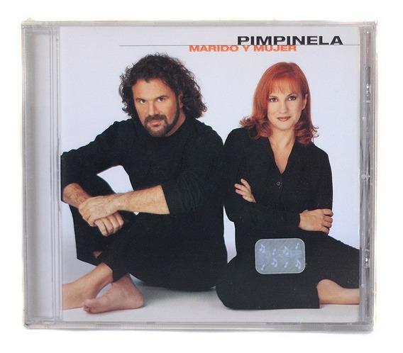 Cd Pimpinela Marido Y Mujer 1998 // Original, Nuevo Sellado!