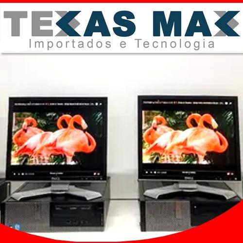 Imagem 1 de 6 de Gabinete Computador Dell I5+ Monitor 17+ Teclado E Mouse
