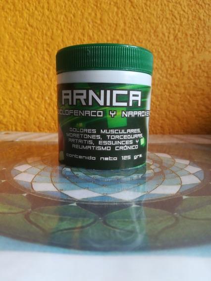 23 Pack Gel Arnica 120 Mg