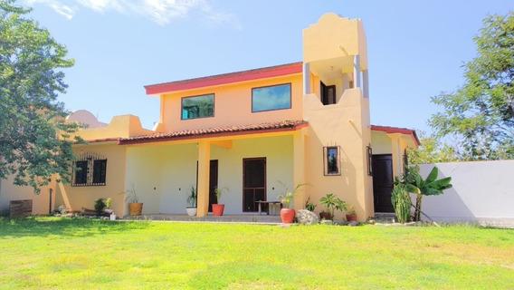 Casa En Venta En Etla, Oaxaca