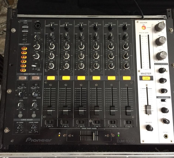 Mixer Pioneer Djm 1000 (semi-novo)