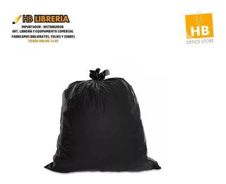 100 Bolsas Consorcio Negra Residuos Muy Resistentes 90x120
