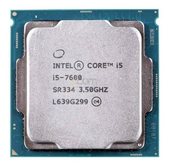 Pocessador Intel Core I5 7600 1151 Melhor Q 7500 7400 6600