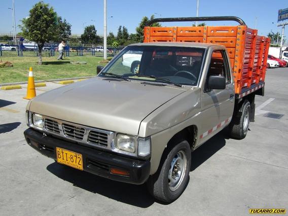 Nissan D-21 Mt 2400 4x2
