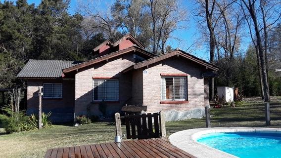 2 Cabañas En Villa General Belgrano Vendo O Permuto
