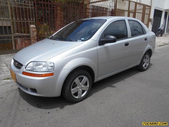 Chevrolet Aveo Famili Como Nuevo
