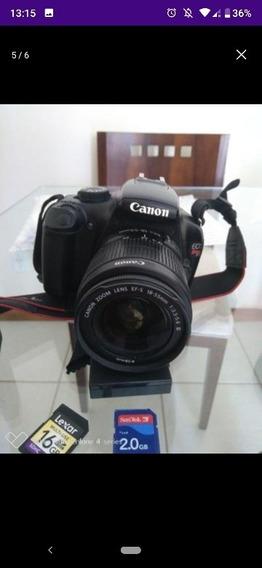 Canon Eos T3 Rebel Semiprofissional