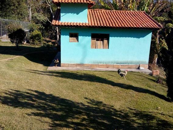 Casa Com 3 Cômodos, Terreno 3.800m (r$ 220* Mil Há Combinar)