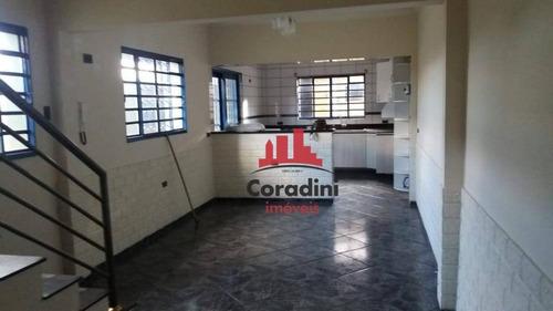 Imagem 1 de 22 de Casa Com 3 Dormitórios À Venda, 200 M² Por R$ 295.000,00 - Jardim São Jorge - Nova Odessa/sp - Ca1966