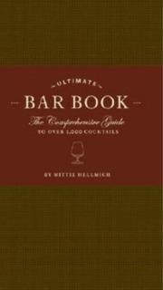 Ultímate Bar Book