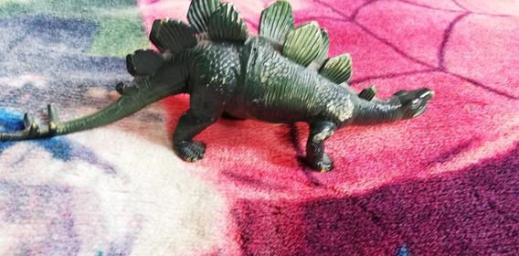Estegosaurio Dinosaurio De Plastico