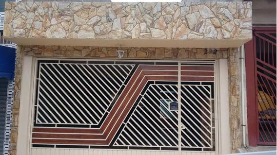 Casa Para Venda Em Guarulhos, Parque São Miguel, 1 Dormitório, 1 Banheiro, 2 Vagas - Ca0903