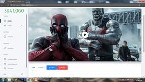 Gerador De Player Para Site De Filmes - Mp4, Photos, Drive