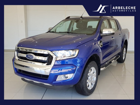 Ford Ranger 3.2 Limited 200hp Automática 4x4 Arbeleche
