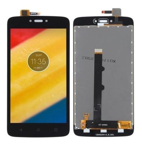 Display Lcd Con Táctil Motorola Moto C Xt1754  Xt1755 Xt1757