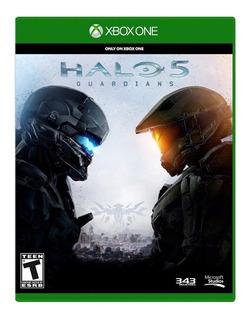 Halo 5 Guardians Xbox One Español Nuevo Fisico