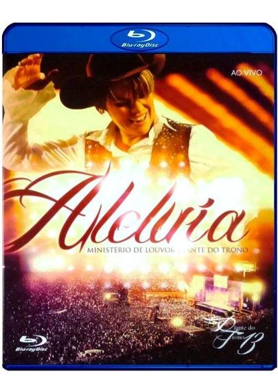 Blu-ray Original - Diante Do Trono - Aleluia - Show Gospel