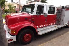 Camion De Bomberos International 98, Navistar 444 Como Nuevo