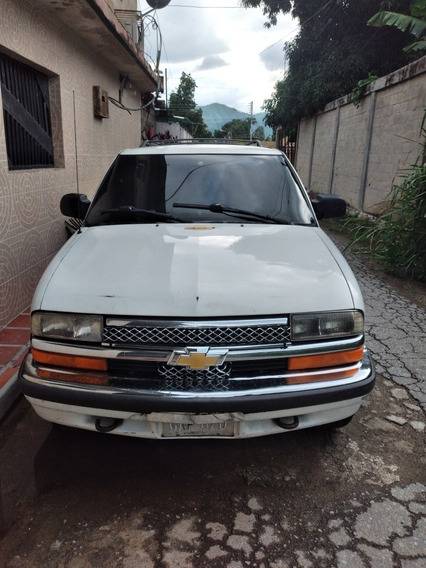 Chevrolet Blazer Sincronica 4x4